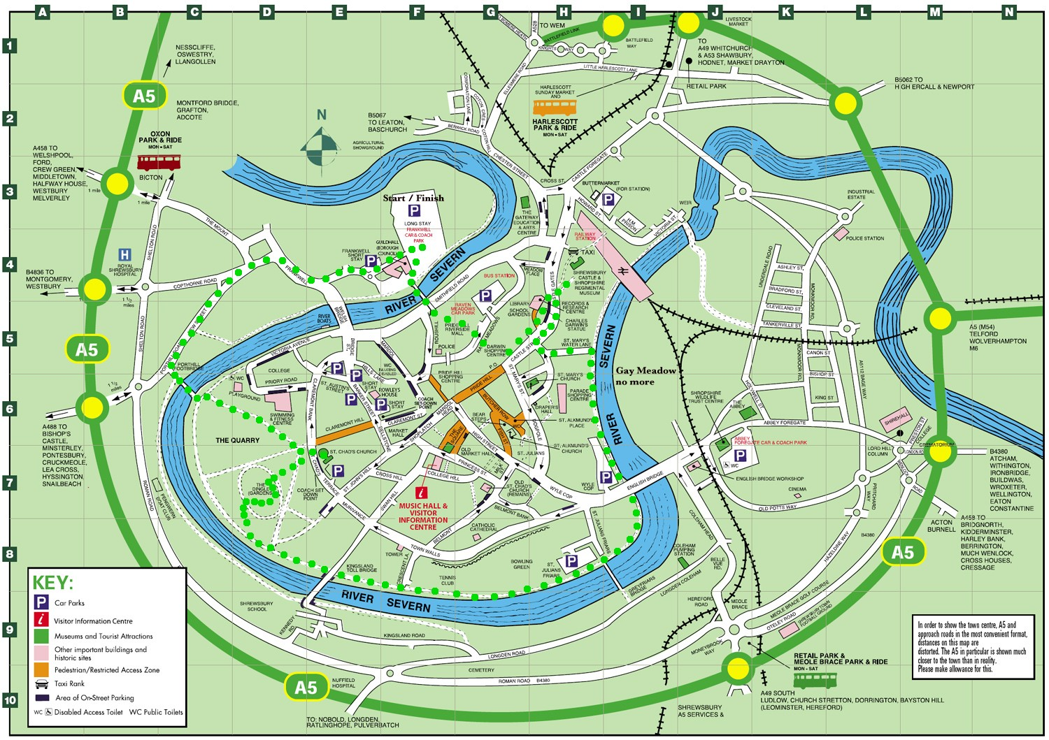 pdf today tonight brisbane map
