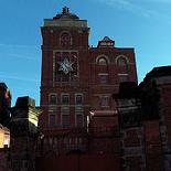 Nottingham, New Basford: Shipstones brewery, Radford Road